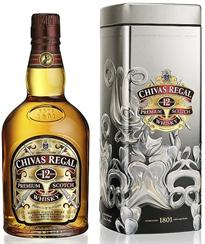 Chivas Regal Scotch 12 Year 375ml